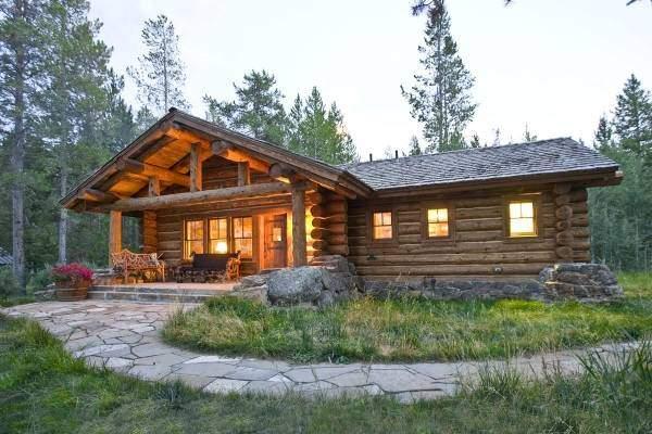 Подборка фото деревянных домов из бруса