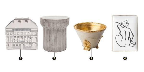 Классический декор для дома с итальянскими мотивами