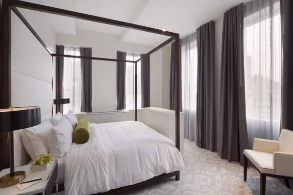 Дизайн спальни фото 2016 - современные идеи по оформлению