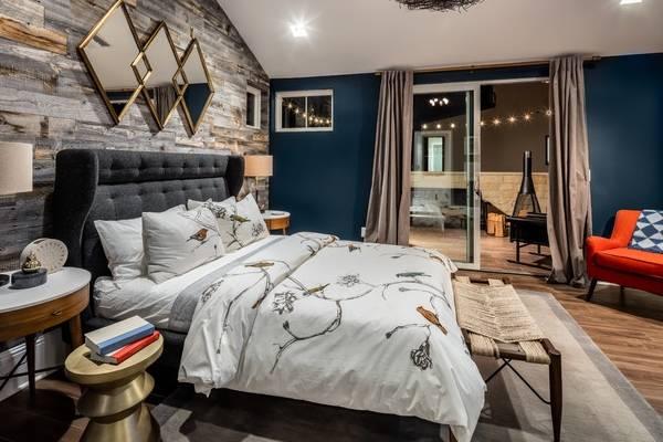 Дизайн спальни фото 2016 - современные идеи подборка