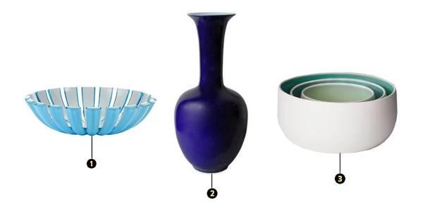 Яркий разноцветный декор для дома - фото