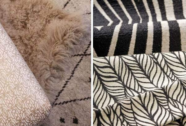 Модные ткани 2016 в интерьере на фото