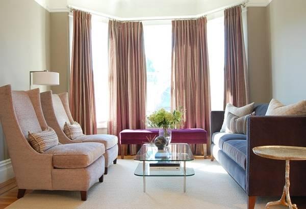 Интерьерный текстиль 2016 - модные расцветки и материалы