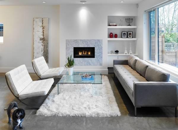 Топ-20 идей как поставить диван в гостиной
