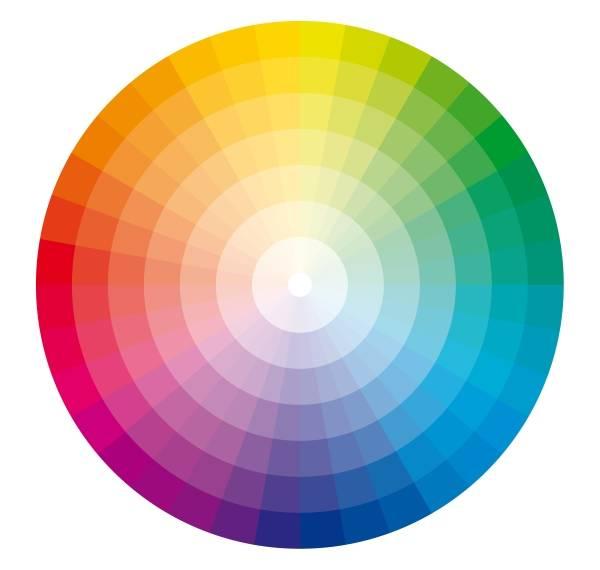 Как комбинировать обои по цвету в интерьере