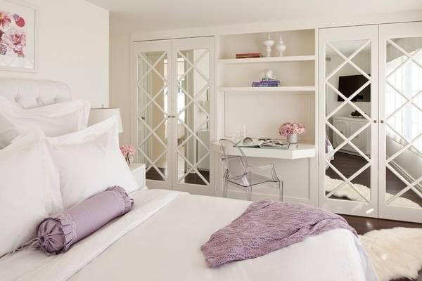 Как сделать гардеробную в спальне - подборка лучших идей