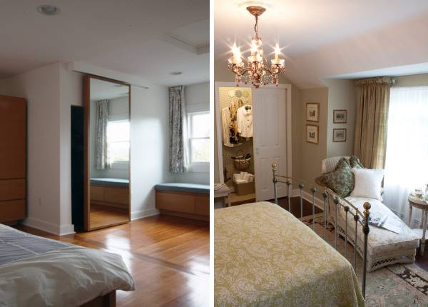 Как сделать гардеробную своими руками в спальне - идеи с фото