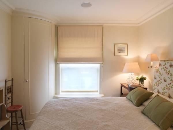 Угловой шкаф гардеробная в спальню - подборка фото
