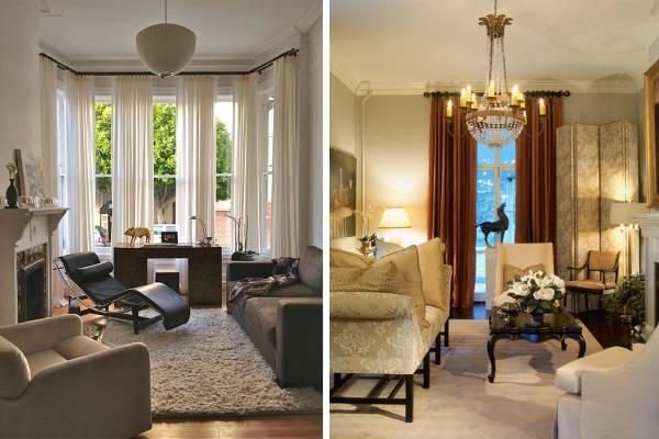 Варианты расстановки мебели в гостиной - лучшие идеи 2016