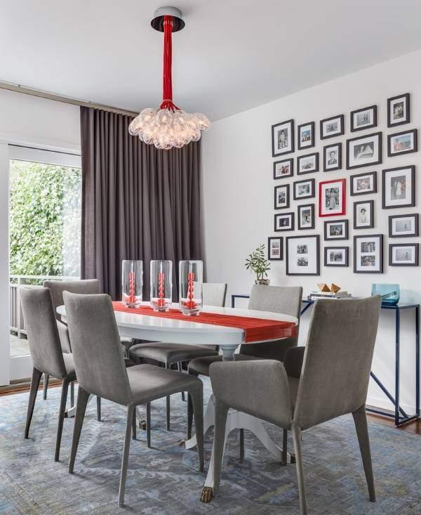 Семейные фото на стене - лучшие идеи декора комнат