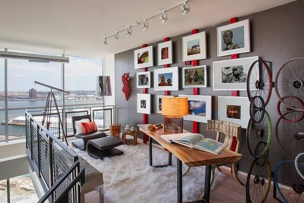 30 идей как повесить фотографии на стену красиво с фото