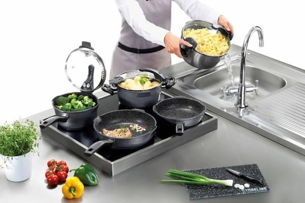 Кухонная утварь и посуда из камня