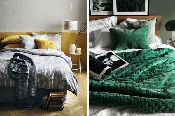 Осенний интерьер в квартире - какие цвета выбрать