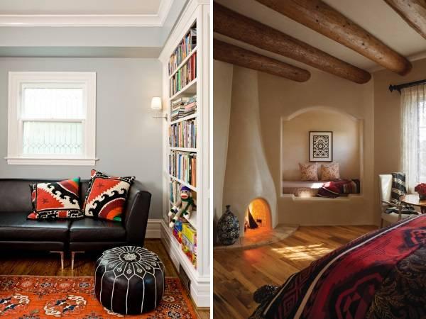 Украшение дома осенью - лучшие осенние мотивы