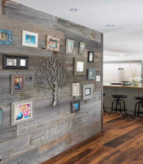 Лучшие способы повесить несколько фото на стену