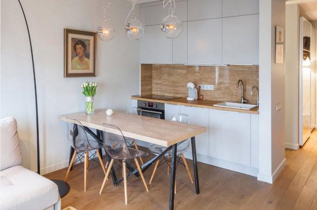 дизайн обеденной зоны на кухне