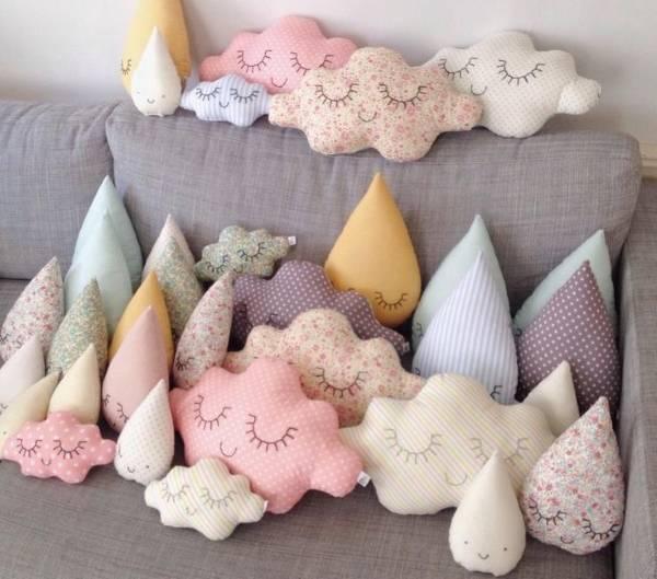 Лучшие идеи как сшить подушки на диван