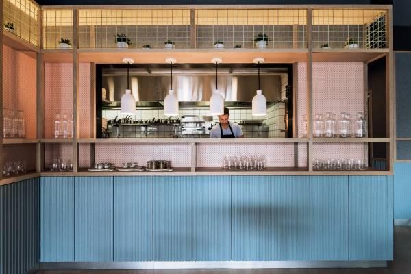 Оформление кафе и ресторанов в стиле лофт