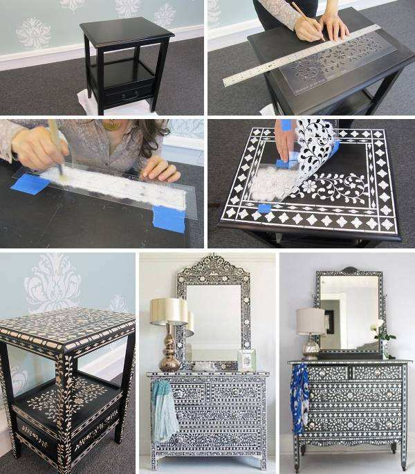 Мебель в индийском стиле своими руками - пошаговое фото