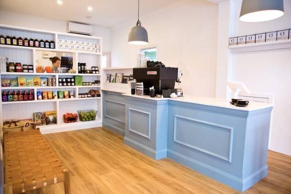 Фото маленького кафе магазина - Highlands Merchant