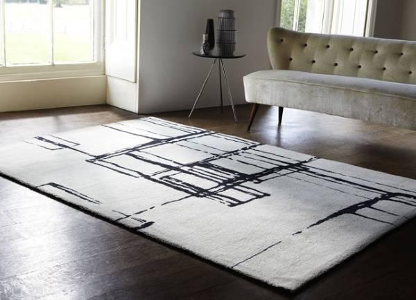 Лучшие современные ковры и паласы на пол - 27 фото