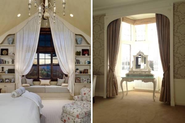 Спальня в стиле прованс - идеи для подбора мебели и декора