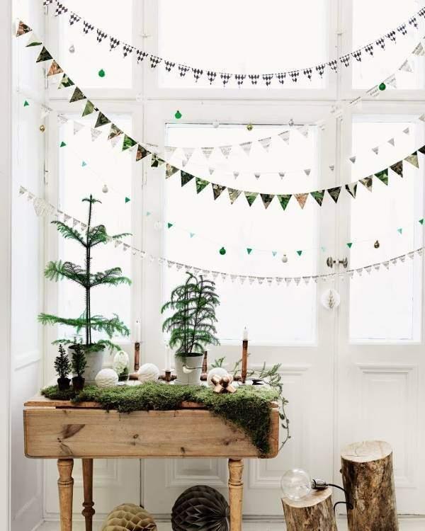 Необычные идеи чтобы украсить окно к Новому году