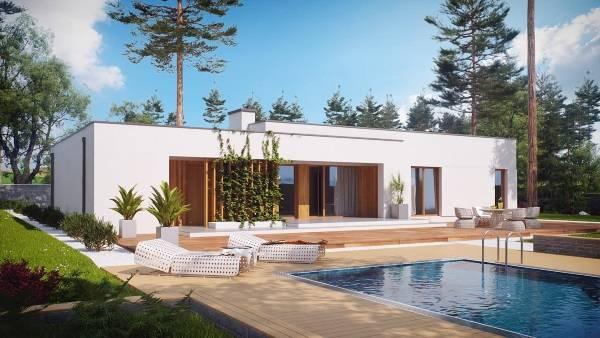 25 идей дизайна дома в стиле хай тек
