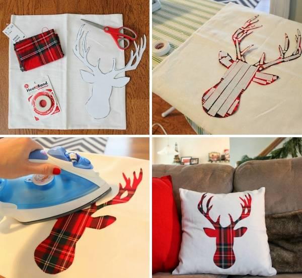 Создаем диванные подушки своими руками - 35 идей