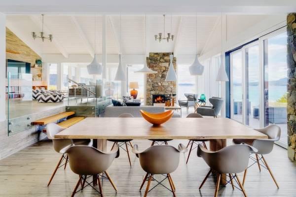 Популярные стили в интерьере - ретро минимализм в духе 60-х