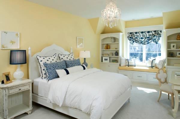 Маленькая спальня в стиле прованс - идеи оформления