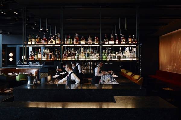 Дизайн кафе баров ресторанов - грамотный интерьер Dinner by Heston Blumenthal фото