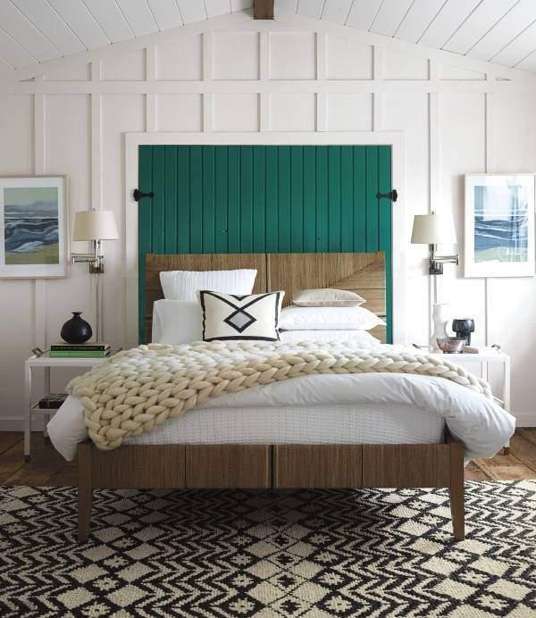 Дизайн интерьера 2016 - фото новинки для спальни