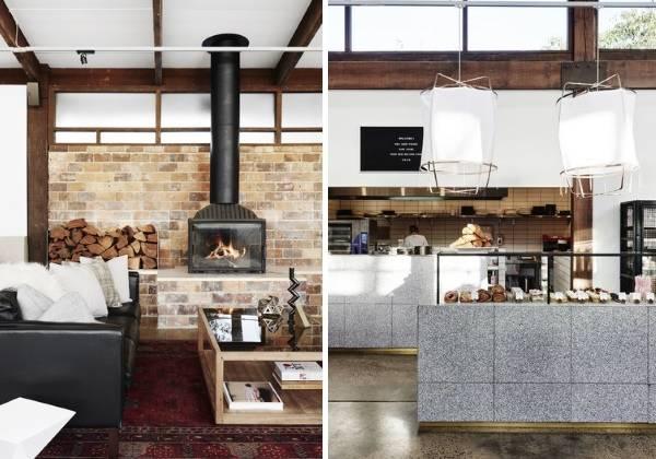 Дизайн кафе, ресторанов - кондитерская Second Home