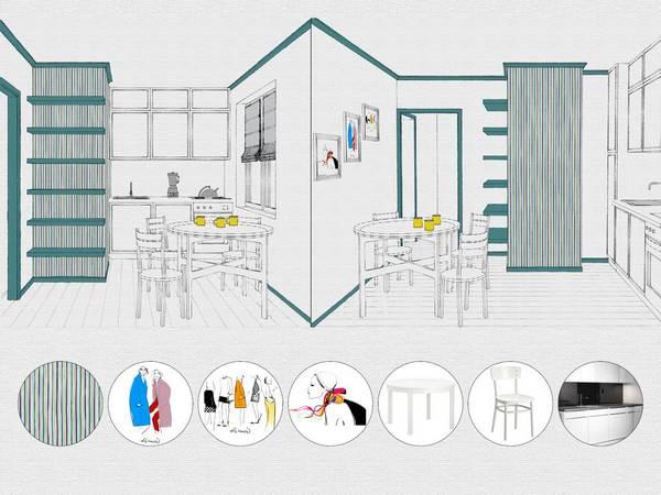 Дизайн проекты интереров из чего они состоят