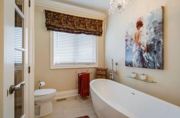 Декор ванной комнаты своими руками - фото идей в интерьере