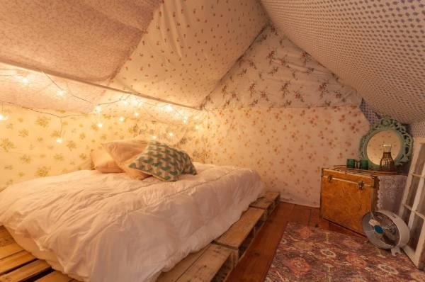Стиль бохо в интерьере - фото интересного оформления спальни