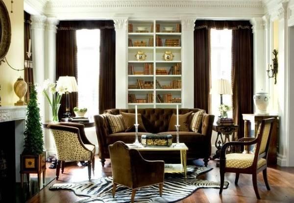 Как визуально увеличить комнату с компактной мебелью