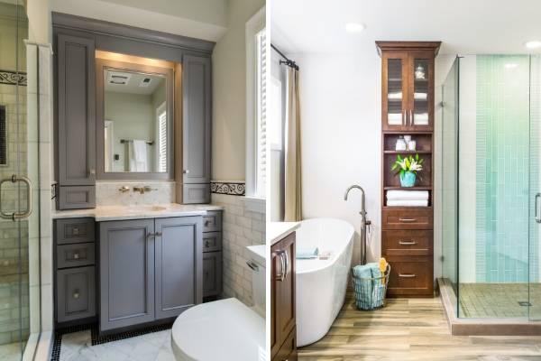 Как сделать маленькую комнату визуально выше