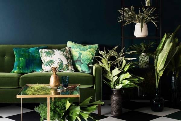 Модный цвет в 2017 году - оттенок кудрявой капусты
