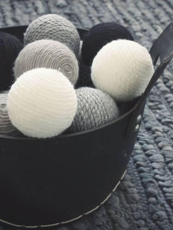 Как сделать новогодний шар своими руками - лучшие идеи