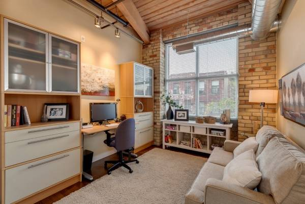 Home office mit dachfenster ideen bilder
