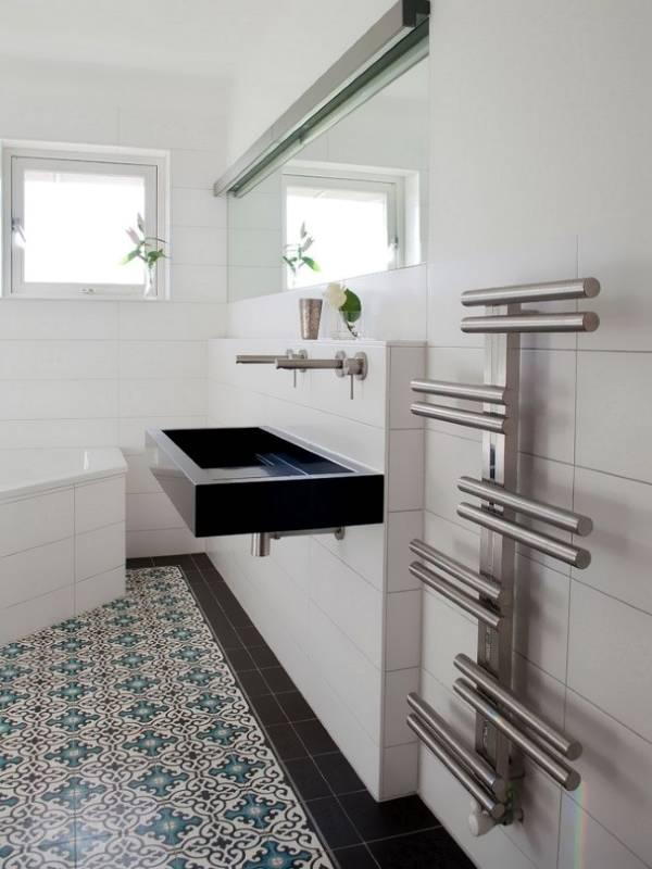 Как выбрать полотенцесушитель в ванную комнату