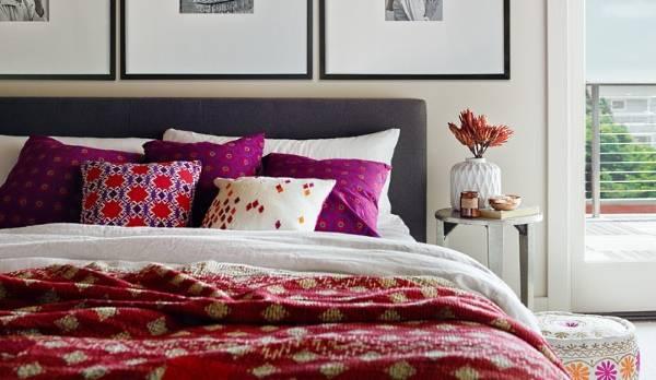 Белье для спальни - фото дизайн 2017 года новинки