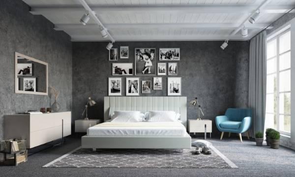 Необычные спальни 2017 - тенденции в дизайне интерьеров