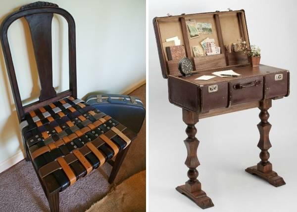 Стимпанк мебель - фото идей своими руками