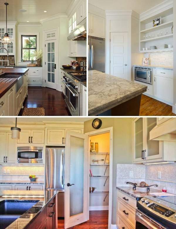 Кухни в новом дизайне 152