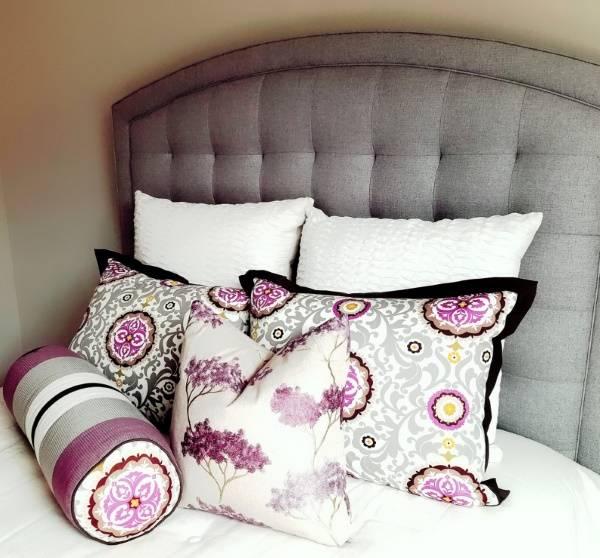 Дизайн кровати в спальне - фото 2017 года