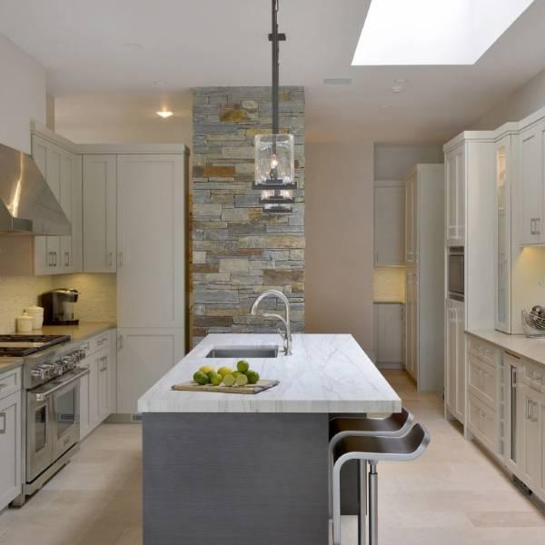 Дизайн кухни 2018 фото - новинки мебели и удобный остров