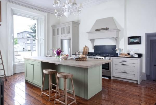 Стильный дизайн кухни 2017 фото - новинки мебели